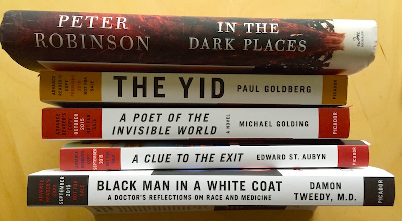 Mail call books for July 26, 2015